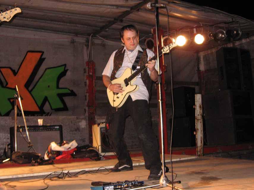 "Gitarista ""Prasac"""