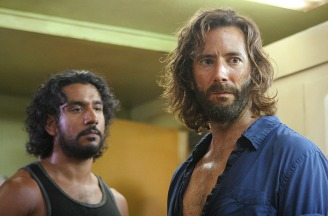 Sayid & Desmond