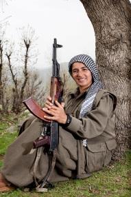 Women Guerrillas of the PJAK