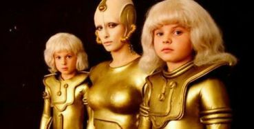 Vanzemaljska porodica