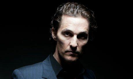 Čovek u crnom: Matthew McConaughey