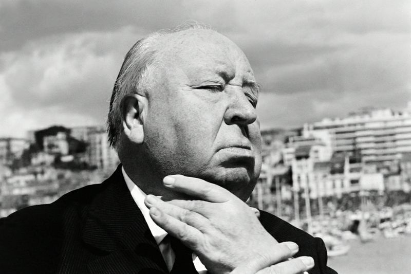 Portrait of American filmmaker Alfred Hitchcock taken 27 may 1972 at the Cannes international film festival. AFP PHOTO / AFP PHOTO / -